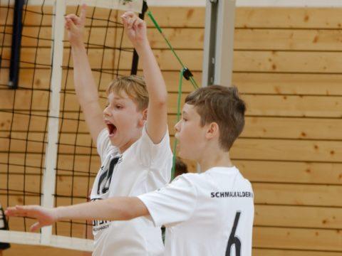 Mitteldeutsche Meisterschaften der U13 männlich