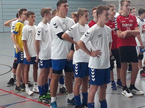 2. Runde des Thüringenpokals U18 männlich