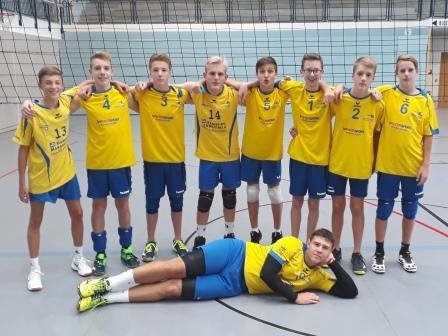 1. Runde des Thüringenpokals U18 männlich