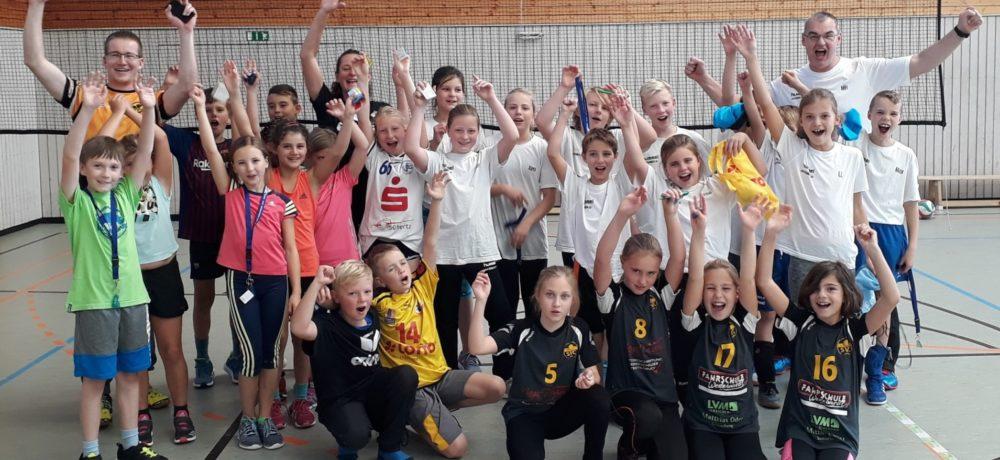 U12-Kinderturnier in Suhl