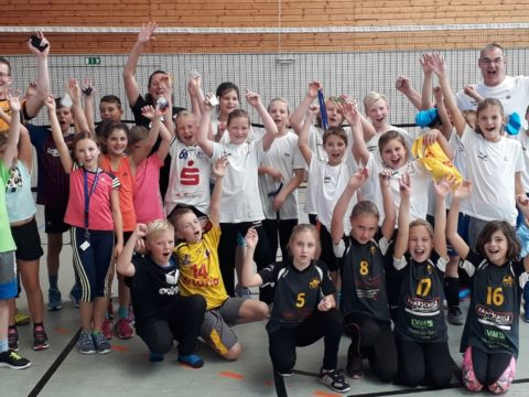 U12-Kinderturnier in Suhl