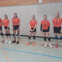 2. Runde der Landesmeisterschaft U16 weiblich
