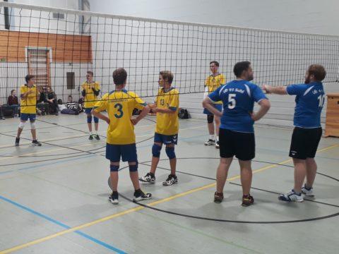 VfB 91 Suhl : Schmalkalder VV (Herren III)