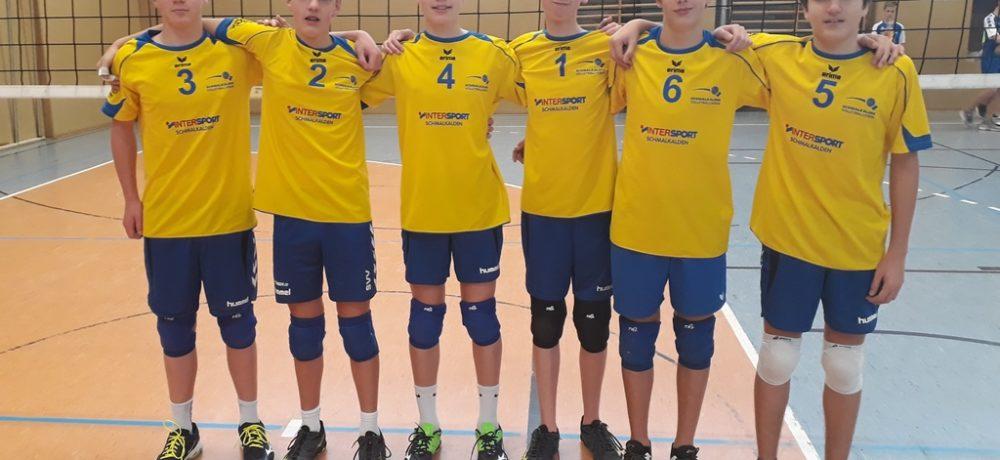 Bezirksmeisterschaft U18 männlich