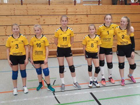 3. Runde der Landesmeisterschaft U14 weiblich