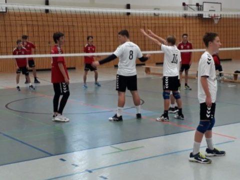 3. Runde des Thüringenpokals U18 männlich