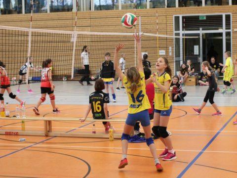 5. Runde der Landesmeisterschaft U12 weiblich