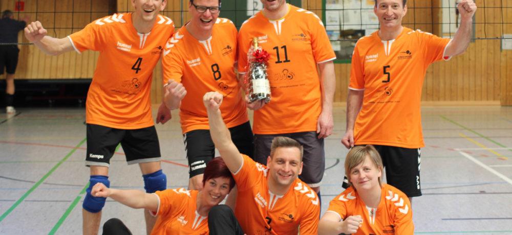13. Ü250-Volleyballturnier des PFC Ilmenau