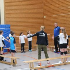 Schiedsrichter-Schnupperkurs für Kinder
