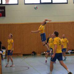 Schmalkalder VV (Herren I) : Geraer Volleyballclub
