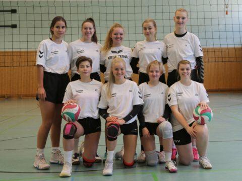 SV TU Ilmenau (Damen) : Schmalkalder VV (Damen I)