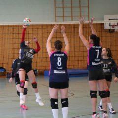 Schmalkalder VV (Damen I) : SV – Wartburgstadt Eisenach (Damen)