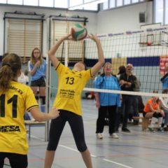 2. Runde – Landesmeisterschaft U14 weiblich