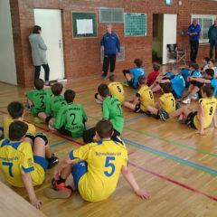 2. Runde des Thüringenpokals U14 männlich