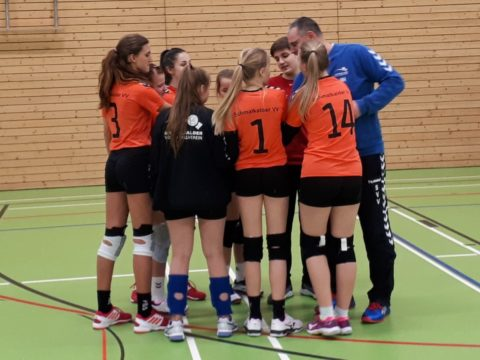 5. Runde der Landesmeisterschaft U16 weiblich