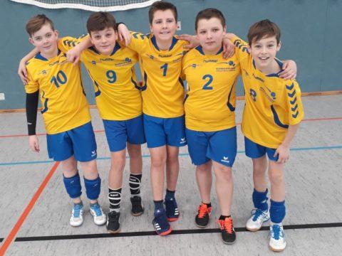 3. Runde des Thüringenpokals U14 männlich