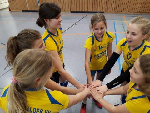 6. Runde der Landesmeisterschaft U13 weiblich