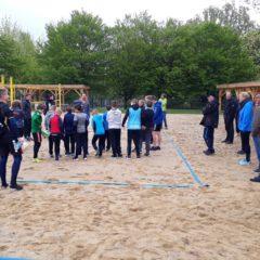 Jugend Beachopening