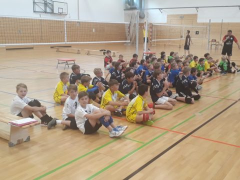 Mitteldeutsche Meisterschaften der U12 männlich