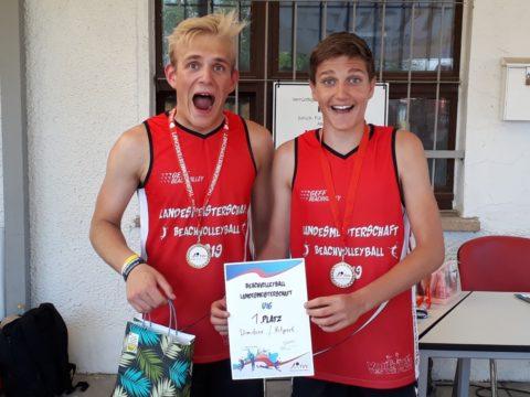 Beach-Landesmeisterschaften U16