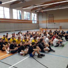 Finale der Landesmeisterschaft U18 männlich