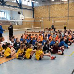 3. Runde – Landesmeisterschaft U14 weiblich