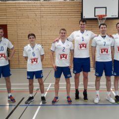 VC Jena 08 : Schmalkalder VV (Herren I)