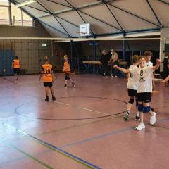 1. Runde – Landesmeisterschaft U14 männlich