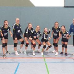 1. Runde – Landesmeisterschaft U16 weiblich