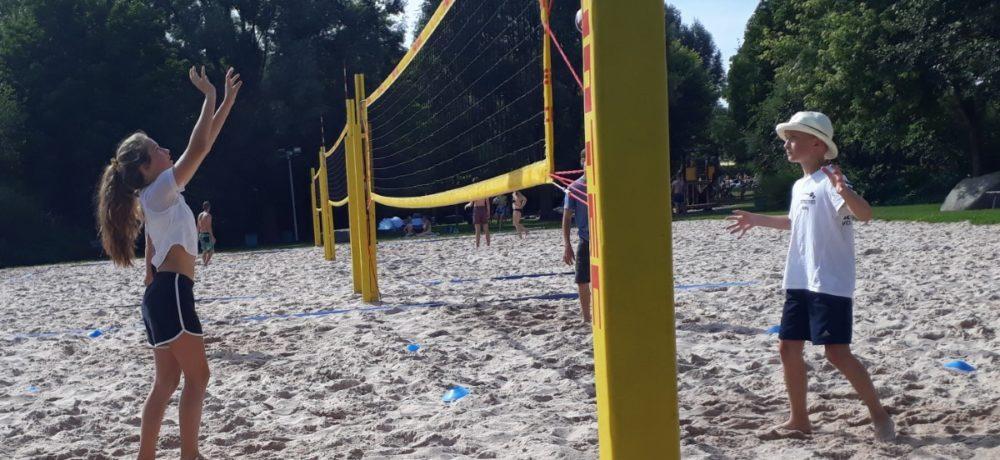 Kinder-Beach in Schmalkalden