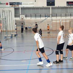 1. Runde der Landesmeisterschaft U15 männlich