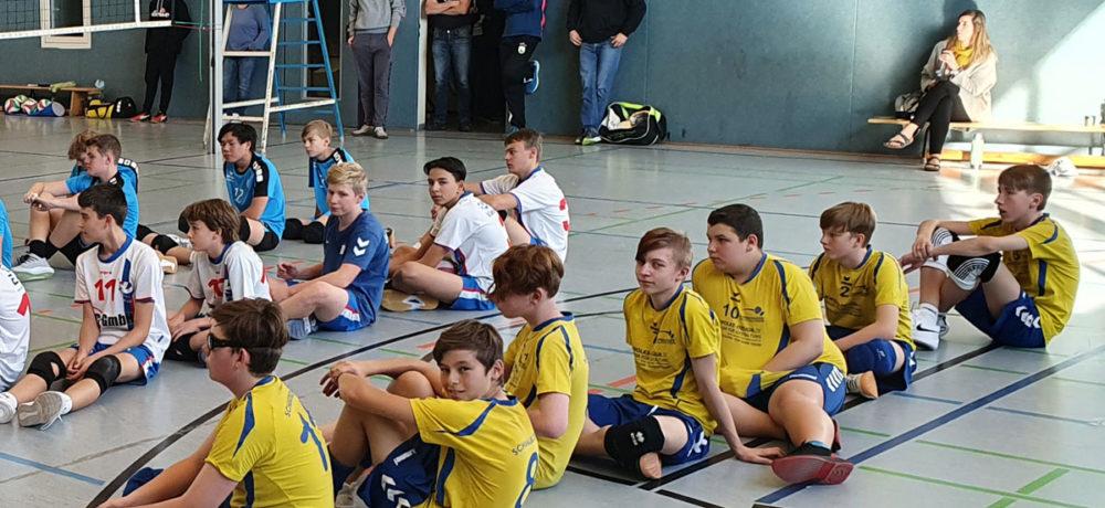 1. Runde Schmalkalder VV (U16 männlich) in Gera
