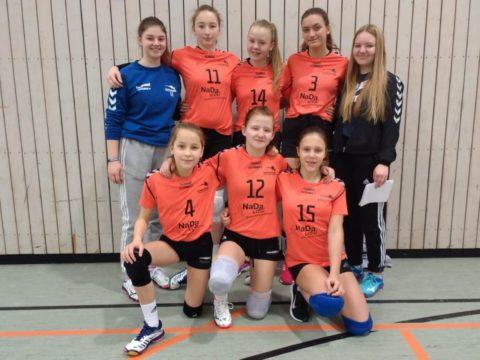 4. Runde der Landesmeisterschaft U16 weiblich