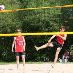 Beach-Landesmeisterschaften U18 männlich