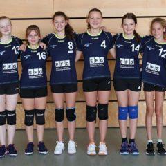 1. Runde der Landesmeisterschaft U15 weiblich