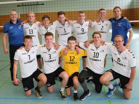 Schmalkalder VV (Herren II) : Volleyball Club Gotha IV (Herren)
