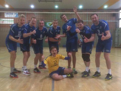 1. Volleyballclub Schloß Apolda : Schmalkalder VV (Herren I)