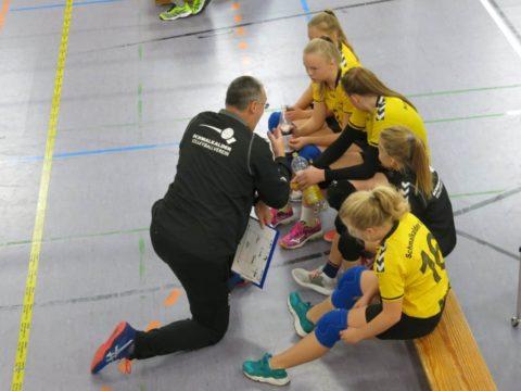 2. Runde der Landesmeisterschaft U14 weiblich