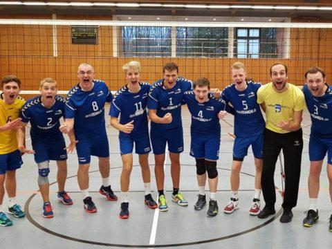 Sportverein TU Ilmenau : Schmalkalder VV (Herren I)
