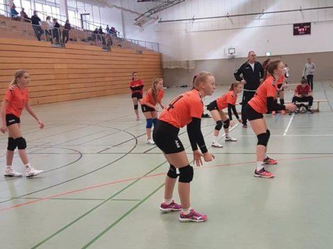 3. Runde der Landesmeisterschaft U16 weiblich