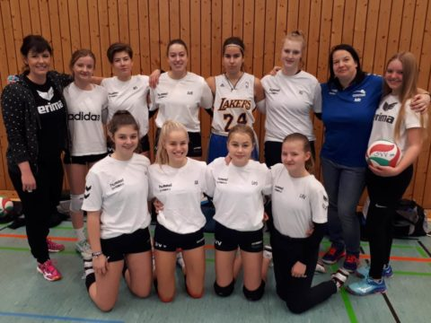 Schmalkalder VV (Damen I) : Volleyball Club Gotha (Damen)