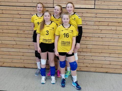 6. Runde der Landesmeisterschaft U14 weiblich