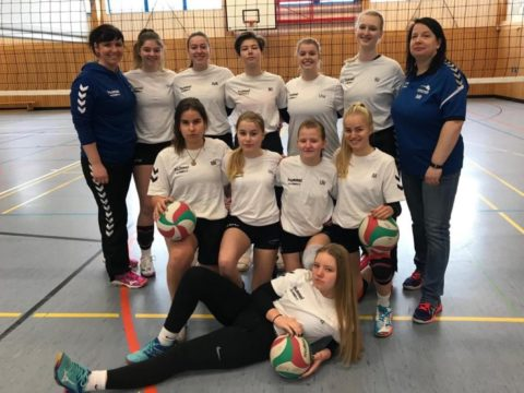 Schmalkalder VV (Damen I) : SV Grün-Weiß Wasungen