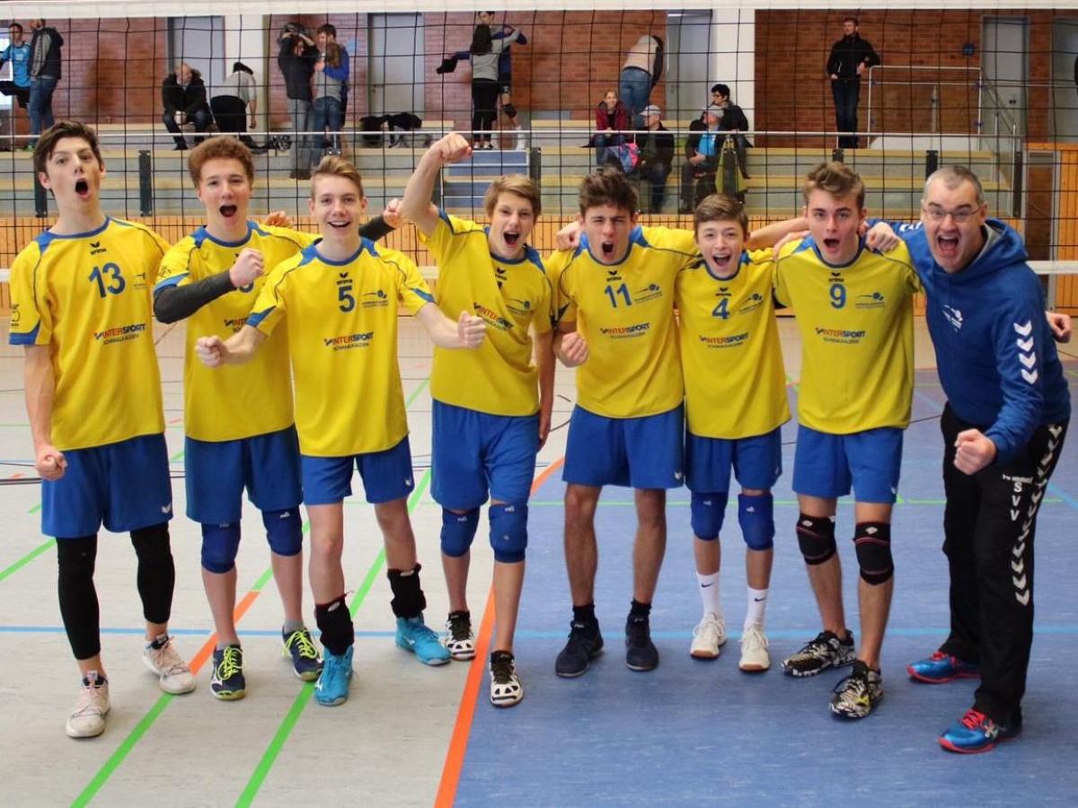 Regionalmeisterschaften der U18 männlich