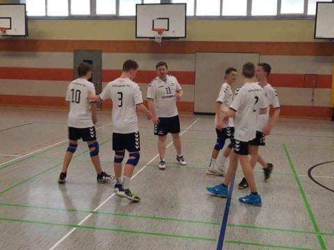 Gothaer Sportfreunde 90 : Schmalkalder VV (Herren II)