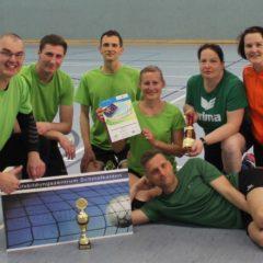 24. Lehrer-Volleyball-Mixed-Turnier des VC Hildburghäuser Land