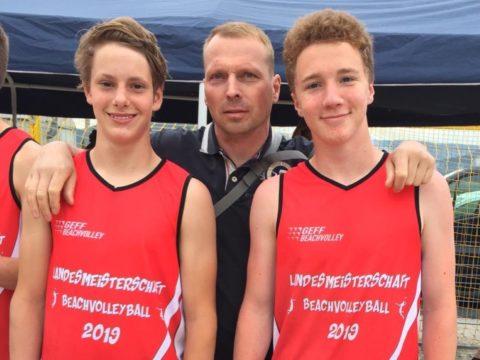 Beach-Landesmeisterschaften U17 männlich