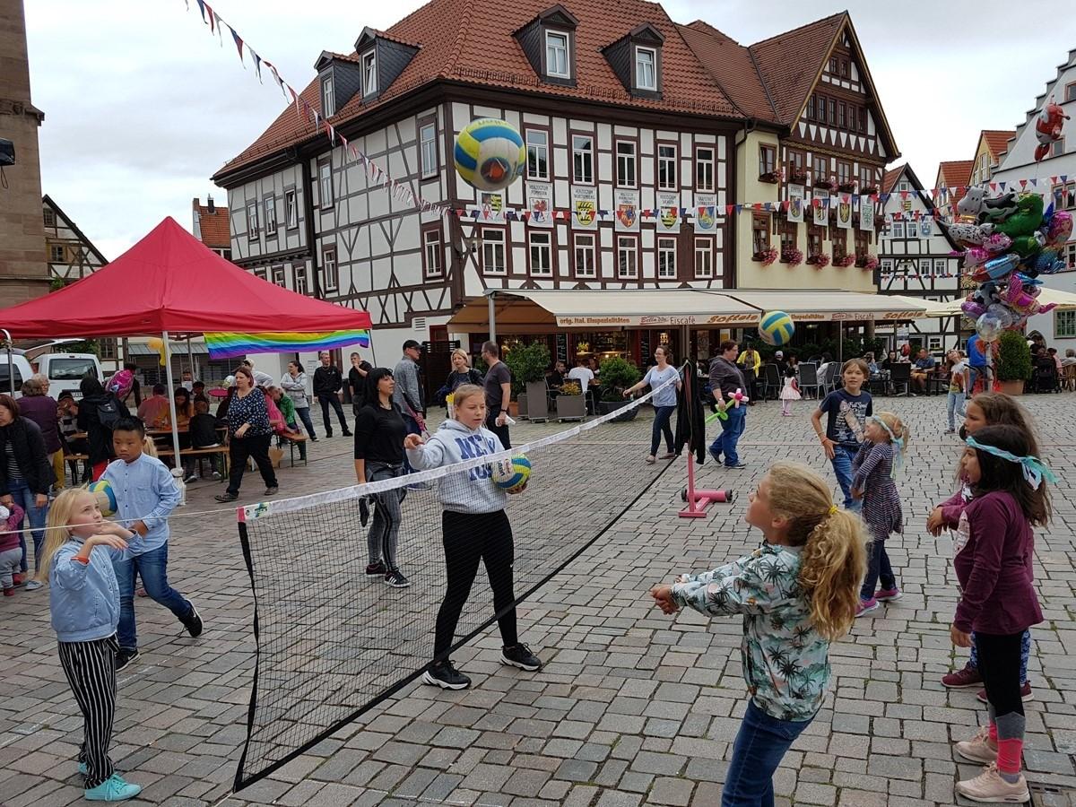Kinderfest der Stadt Schmalkalden