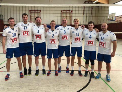 Volleyball Club Gotha II (Herren) : Schmalkalder VV (Herren I)