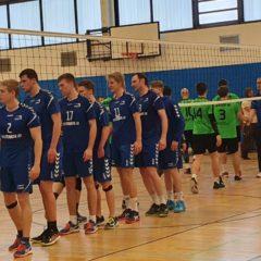 Geraer Volleyballclub I : Schmalkalder VV (Herren I)
